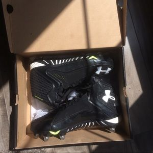 Other - Under armour football cleats
